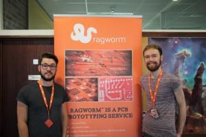 Ragworm stand